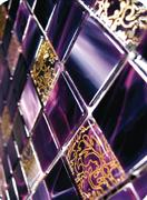Цветная стеклянная мозаика (смальта)