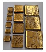 Мозаика (смальта) золотая и платиновая